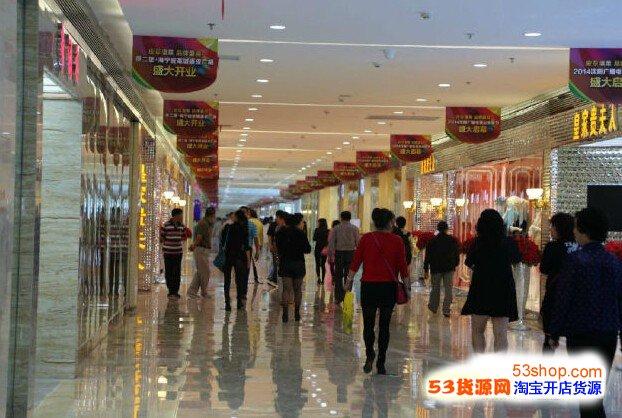 佟二堡海宁皮革城原辅料市场是b座裘皮皮装品牌广场