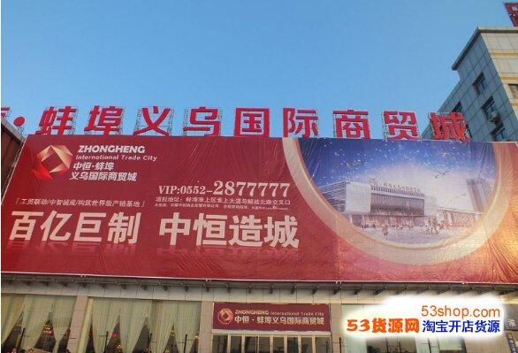 蚌埠义乌国际商贸城(图二)