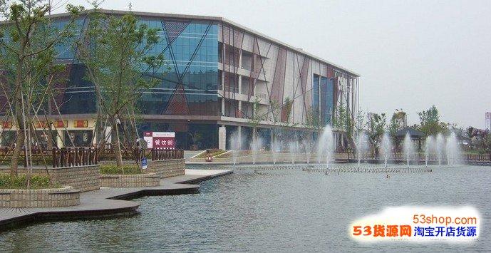 海宁中国皮革城二期市场