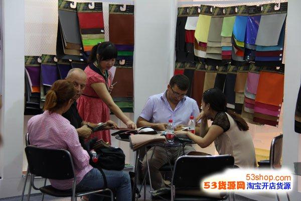 温州皮革鞋料市场
