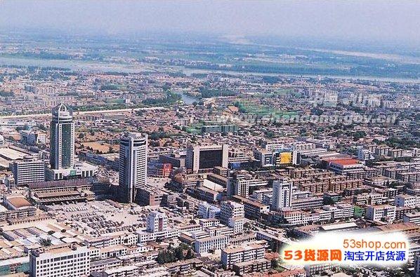 临沂市小商品城高清图片