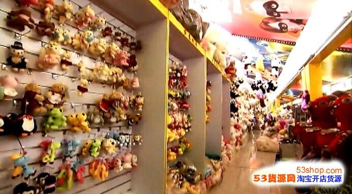 济南中恒商城儿童用品玩具批发市场