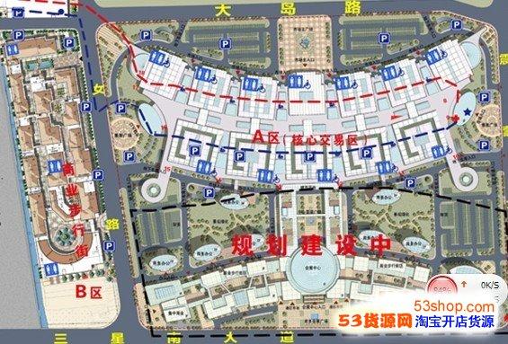 去中国叠石桥国际家纺城进货怎么样图片