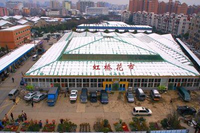 上海花卉市场