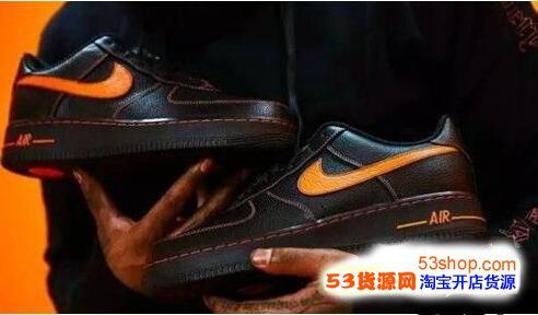 陈冠希和耐克联名的是什么鞋竟卖出64万天价图片