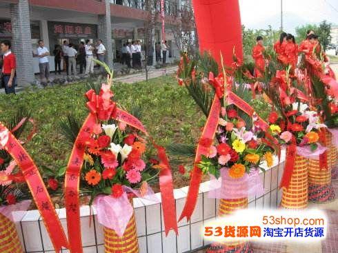 三明清流�h花卉市��